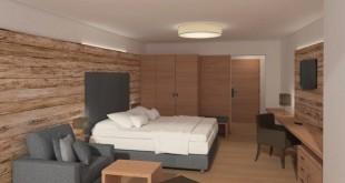 BILD zu TP/OTS - Mountain-Boutiquehotel DER GRÜNE BAUM Zimmeransicht