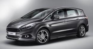 Die von Grund auf neu entwickelte nächste Ford S-MAX-Generation ist ab sofort bestellbar und geht in Deutschland zum Einstiegspreis von 30.150 Euro an den Start. Quelle: obs/Ford-Werke GmbH