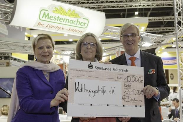 """Quellenangabe: """"obs/Mestemacher GmbH/IDEE und BILD, Hellmut Schlingensiepen"""""""