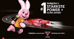 Duracell mit neuer Multi-Touchpoint-Kampagne
