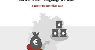 Deutsche zeigen Erdöl und Gas die rote Karte