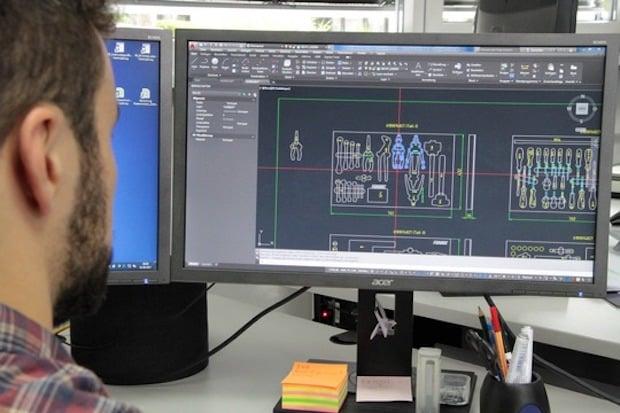 Effiziente Entwicklung und Produktion durch Industrie 4.0