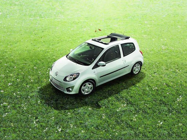 Jubiläum für ein Kultfahrzeug: 25 Jahre Renault Twingo