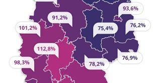 Gehaltsatlas 2018: Stuttgarter verdienen am besten