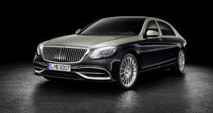 Noch edler, noch exklusiver: Die Mercedes-Maybach S-Klasse