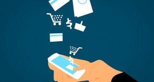 Zeitsparer Smartphone: Mobile-Shopping erleichtert Familienalltag
