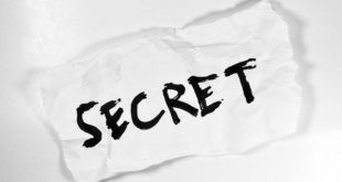 Betriebsgeheimnisse müssen bewahrt werden.